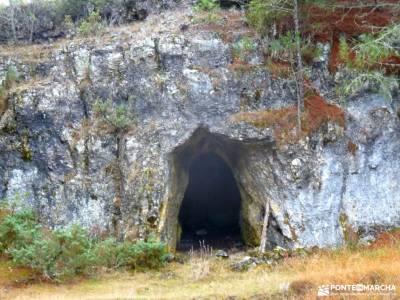 Cañones del Río Lobos y Valderrueda;mochilas treking fotos de piedralaves viajes senderismo covado